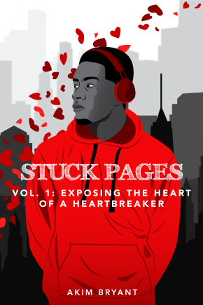 Stuck Pages Vol. 1 Front Cover